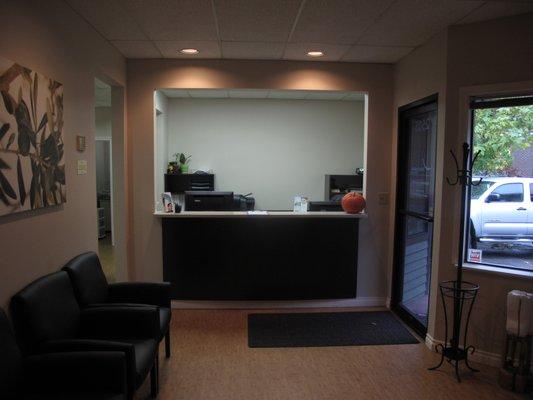 Dr Brandon Lee Office